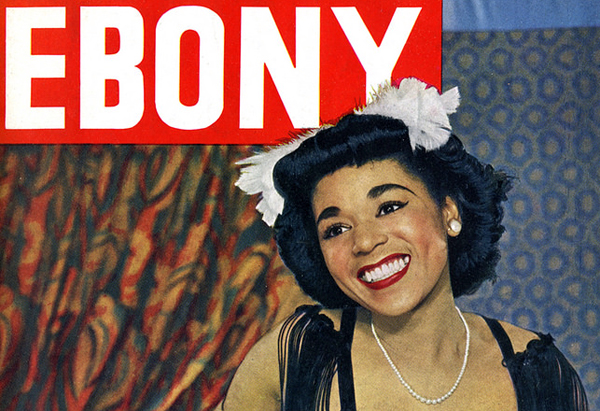 Mable Lee on the Cover of Ebony Magazine in March of 1947