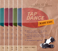 Tap Dancing Made Easy Instructional Videos
