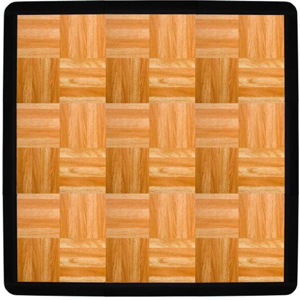 Tiles For Modular Portable Tap Floor